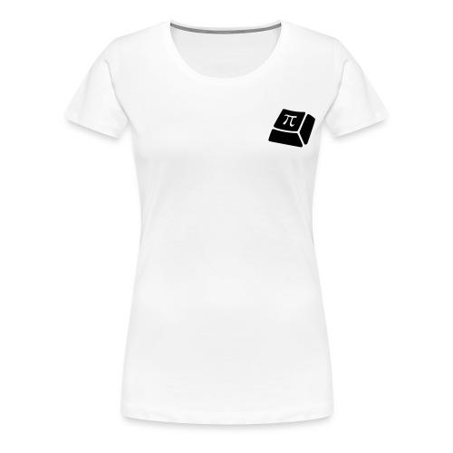 Pi Taste - Frauen Premium T-Shirt