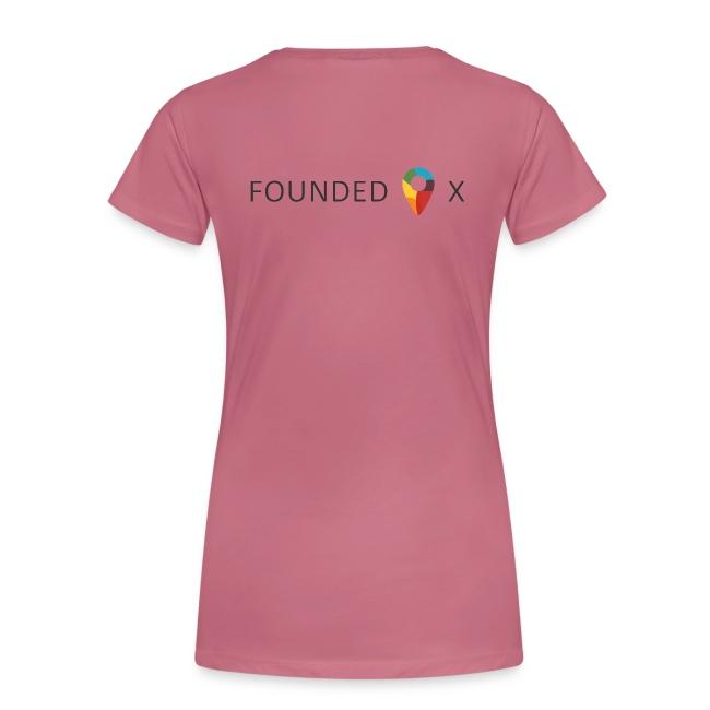 FoundedX monogram png
