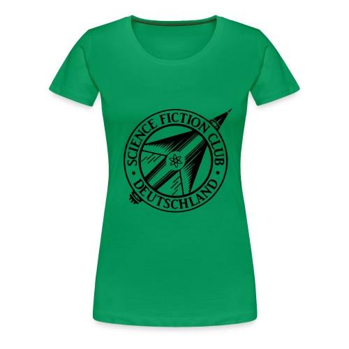 sfcdlogo - Frauen Premium T-Shirt