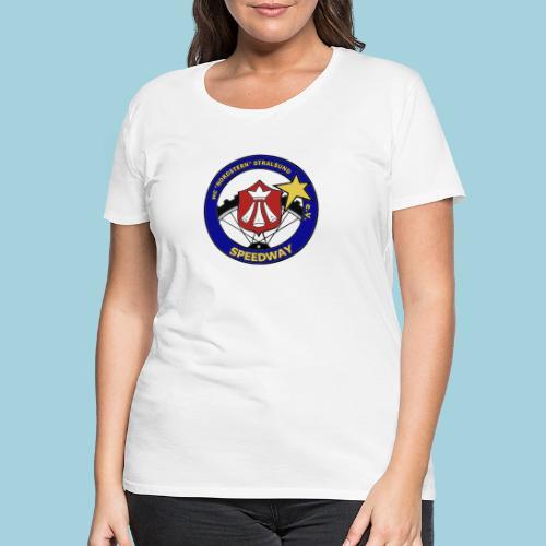 MCN Logo beidseitig - Frauen Premium T-Shirt