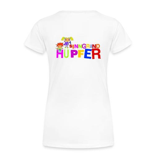 sinngrundhuepferfinal - Frauen Premium T-Shirt