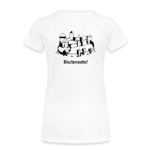 Lygarn-Shirt_1 - Frauen Premium T-Shirt