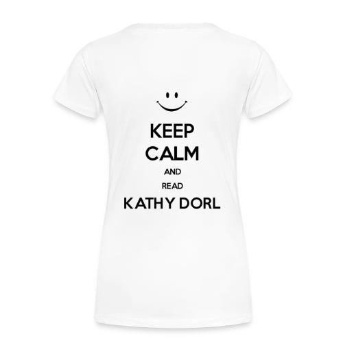 KathyDorl - T-shirt Premium Femme