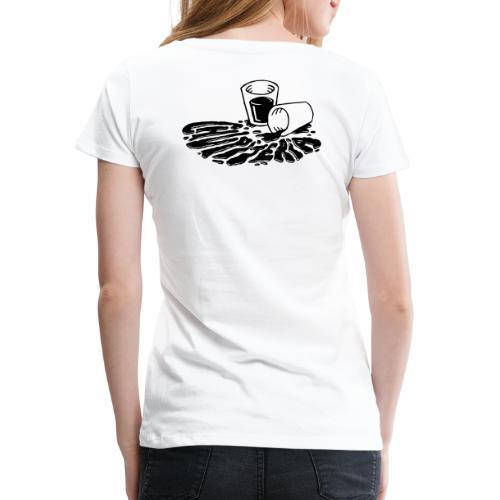 Chupiteria Brand 1.0 POS - Frauen Premium T-Shirt