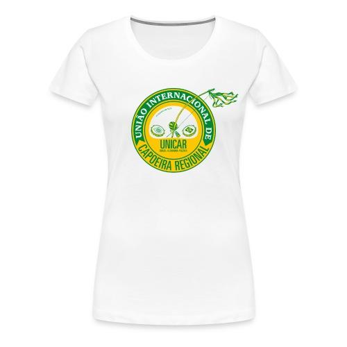 Unicar front vektor - Frauen Premium T-Shirt