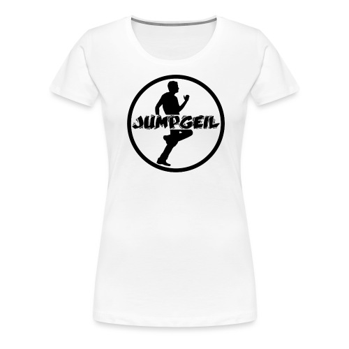 jumperkai shirt2 - Frauen Premium T-Shirt