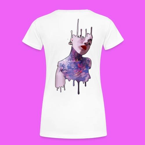 icream girl - Camiseta premium mujer