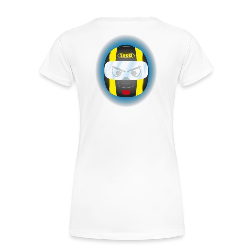 Xiyitifuride Quadri - T-shirt Premium Femme