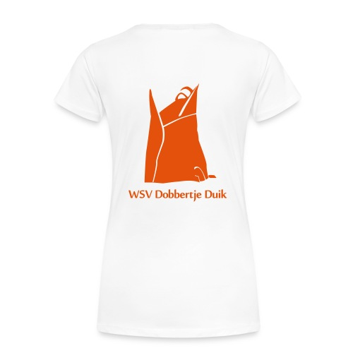 Logo zonder naam - Vrouwen Premium T-shirt