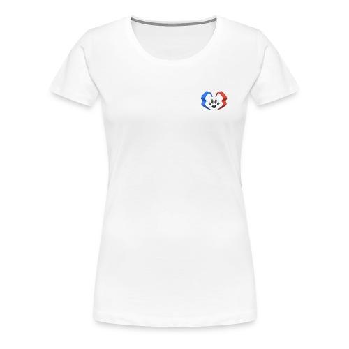 FranceFurs - T-shirt Premium Femme