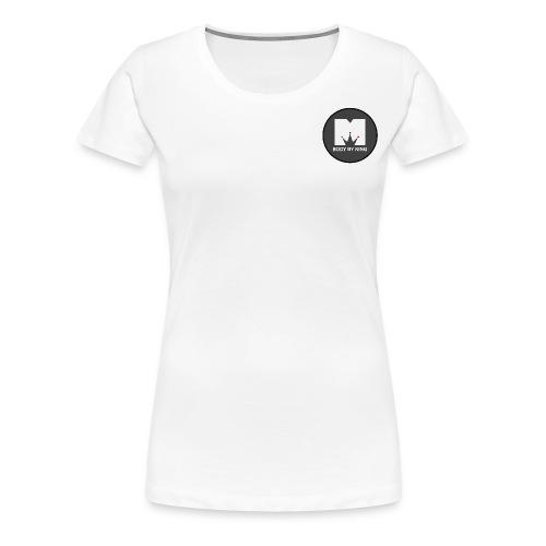 BodyByKing Banner - Women's Premium T-Shirt