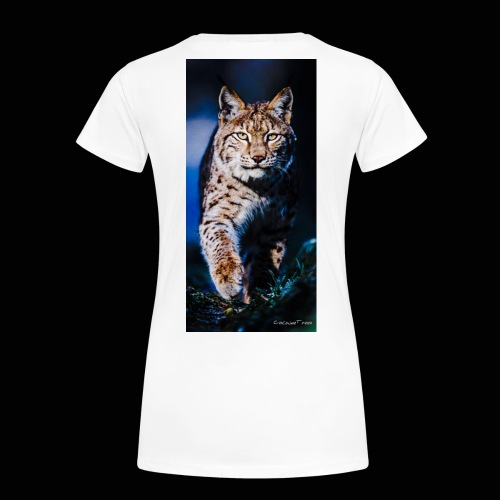 white Lux - CocaineTrees - Frauen Premium T-Shirt