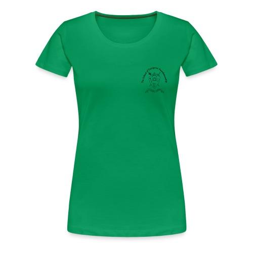 chest black - Women's Premium T-Shirt