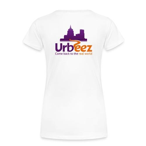 Logo Urbeez - T-shirt Premium Femme