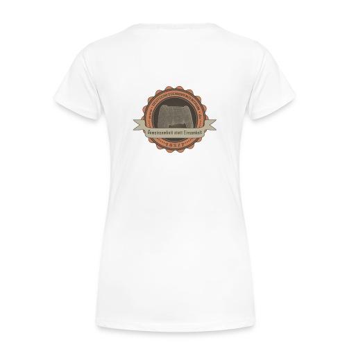 Retro-Kopie_neu - Frauen Premium T-Shirt
