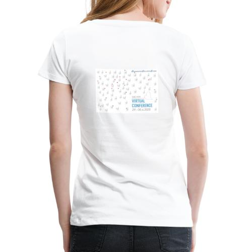 EEE2020 Virtual Conference - Women's Premium T-Shirt