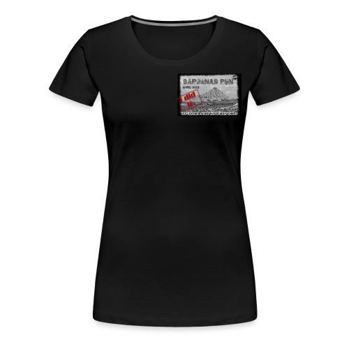 intro3 - T-shirt Premium Femme