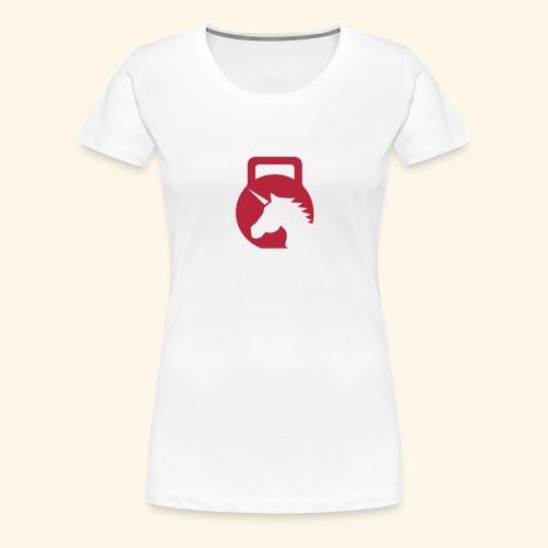 12801922 16927862 - Frauen Premium T-Shirt