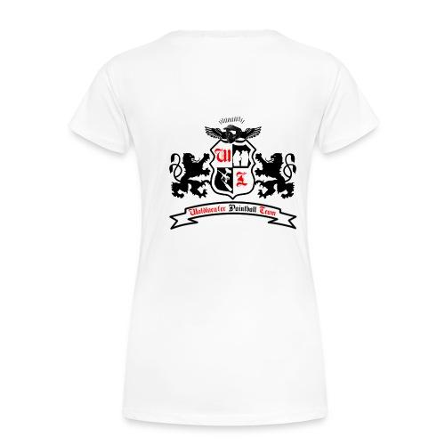 wldlfr logo - Frauen Premium T-Shirt