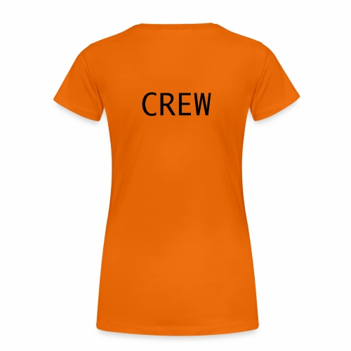 Crew Shirt - Frauen Premium T-Shirt