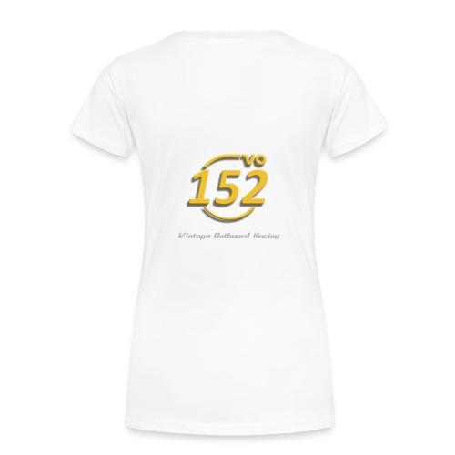 152VO Klassenzeichen sunset - Frauen Premium T-Shirt