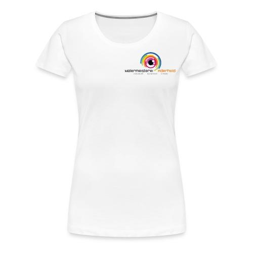 20140906mmalogo - Frauen Premium T-Shirt