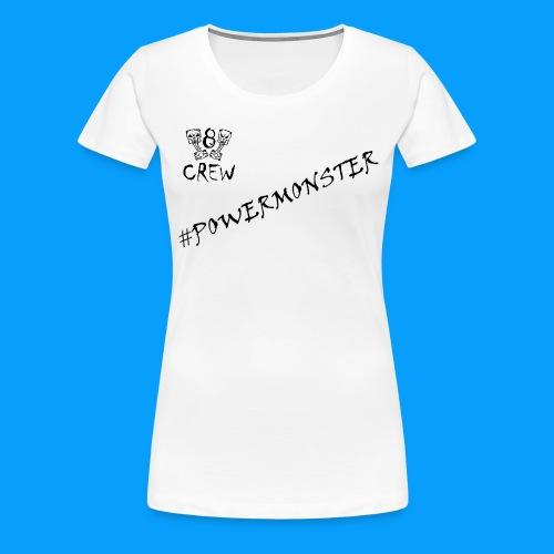 V8 Crew - Frauen Premium T-Shirt