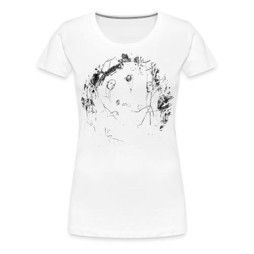 HundK_Schrift - Frauen Premium T-Shirt