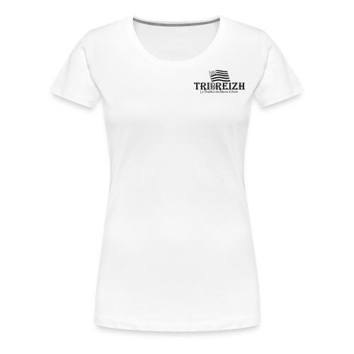 logo Tribreizh - T-shirt Premium Femme