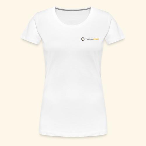 Meetyouevent - T-shirt Premium Femme