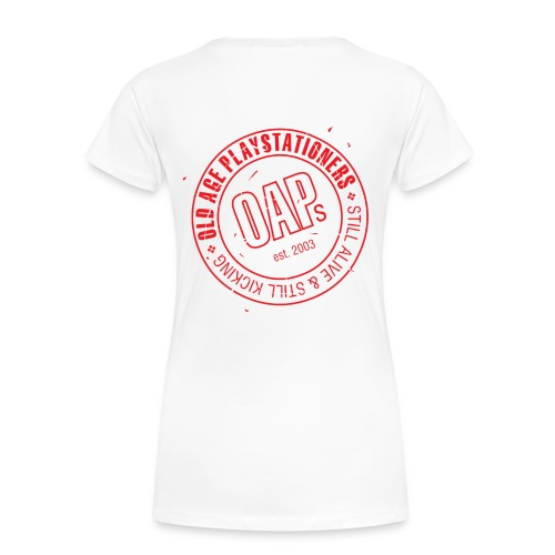 oaplogooriginallarge - Women's Premium T-Shirt