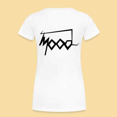 stussy mood noire noire noire png - T-shirt Premium Femme