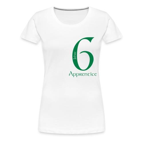apprentice - Frauen Premium T-Shirt