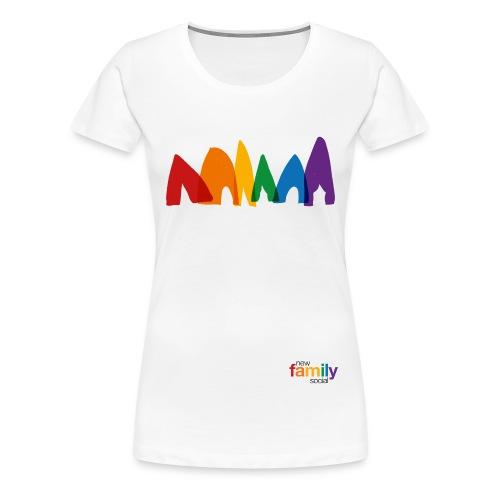 NFS-logo - Women's Premium T-Shirt