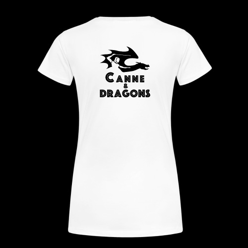 logoC D N B2 - T-shirt Premium Femme