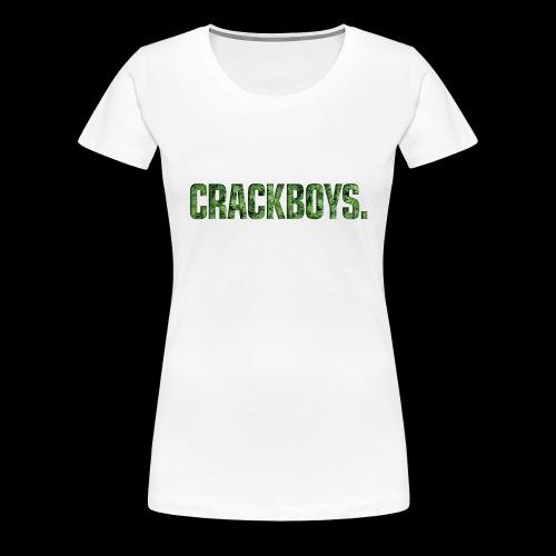 weedy tshirt png - Frauen Premium T-Shirt