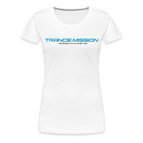 tshirt weiss - Frauen Premium T-Shirt