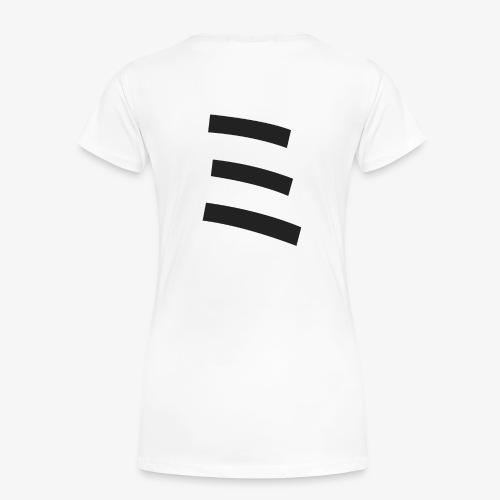 Alex Lander Branding Shape - T-shirt Premium Femme