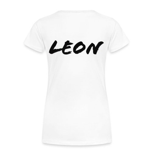 Leon - T-shirt Premium Femme
