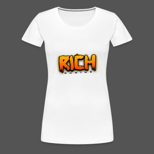 shirt logo - Women's Premium T-Shirt
