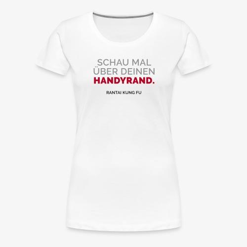 RantaiShirt_000_Schriftma - Frauen Premium T-Shirt