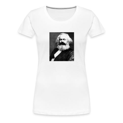 Karl Digital - Frauen Premium T-Shirt