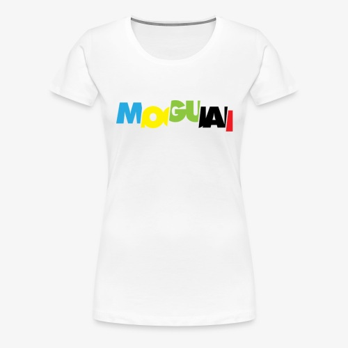 MOGUAI COULORED Shirt - Women's Premium T-Shirt