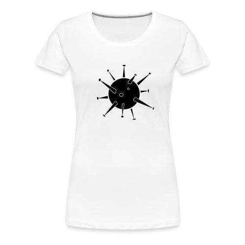 Bacteriophobia / fear of bacteria - Frauen Premium T-Shirt
