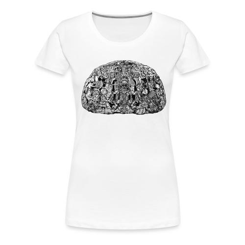 Zoomorphe P TEM - T-shirt Premium Femme