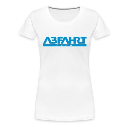 TRANSVK2 - Frauen Premium T-Shirt