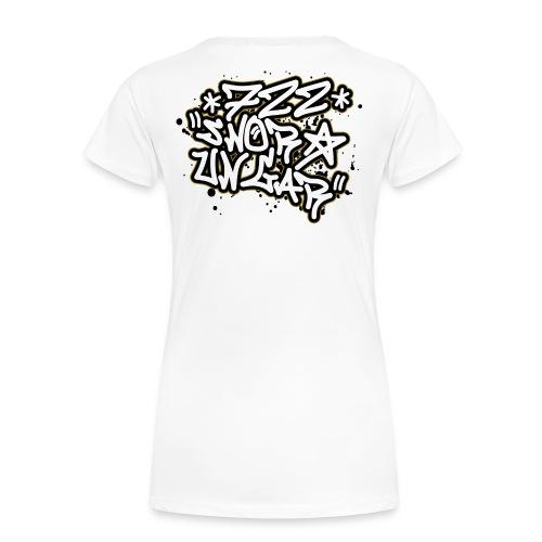 722 snorungar Tag 2018 - Premium-T-shirt dam