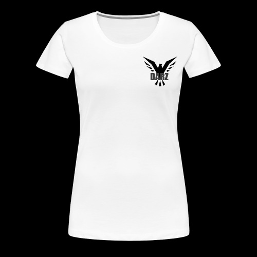 Witte shirt png - Vrouwen Premium T-shirt