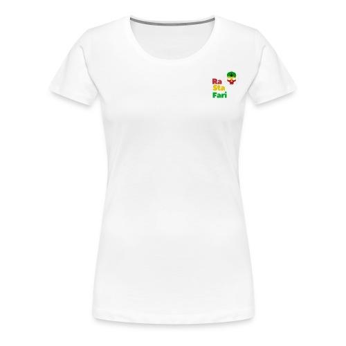 rasta logo ph - Maglietta Premium da donna