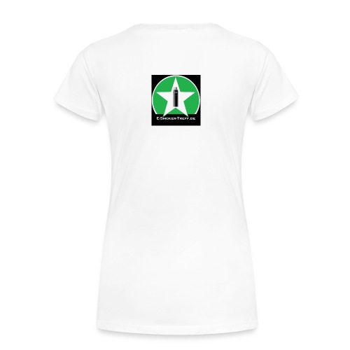 esmokertreff - Frauen Premium T-Shirt